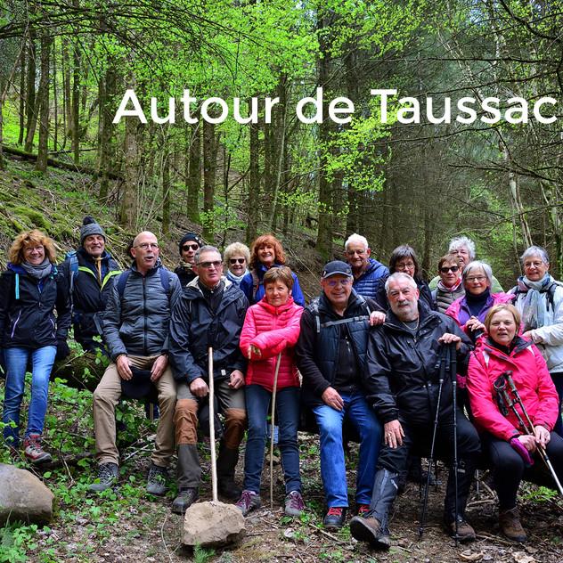 Autour de Taussac