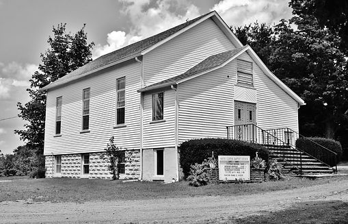 South Clinton Baptist Church in Waymart, Pennsylvania