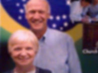 Dan and Diana Richner, retired missionaries to Brazil