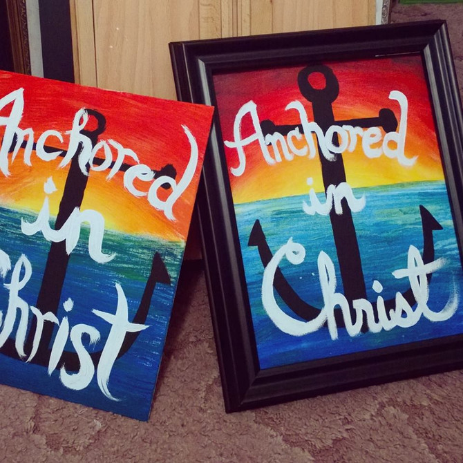 Ladies' Luncheon: Anchored in Christ