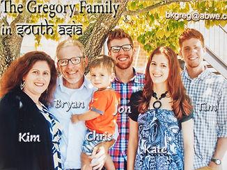 Bryan Kim Gregory, missionaries to Bangladesh, converting Muslims to Christians