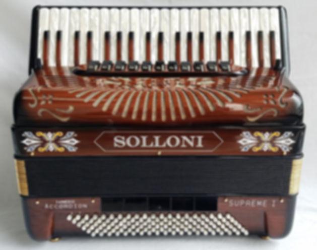 Solloni Supreme I