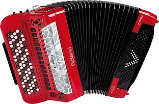 Roland FR-8XB red open bellows.jpg