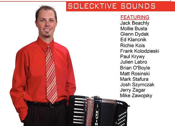 """Kevin Solecki """"Solecktive Sounds"""" CD"""
