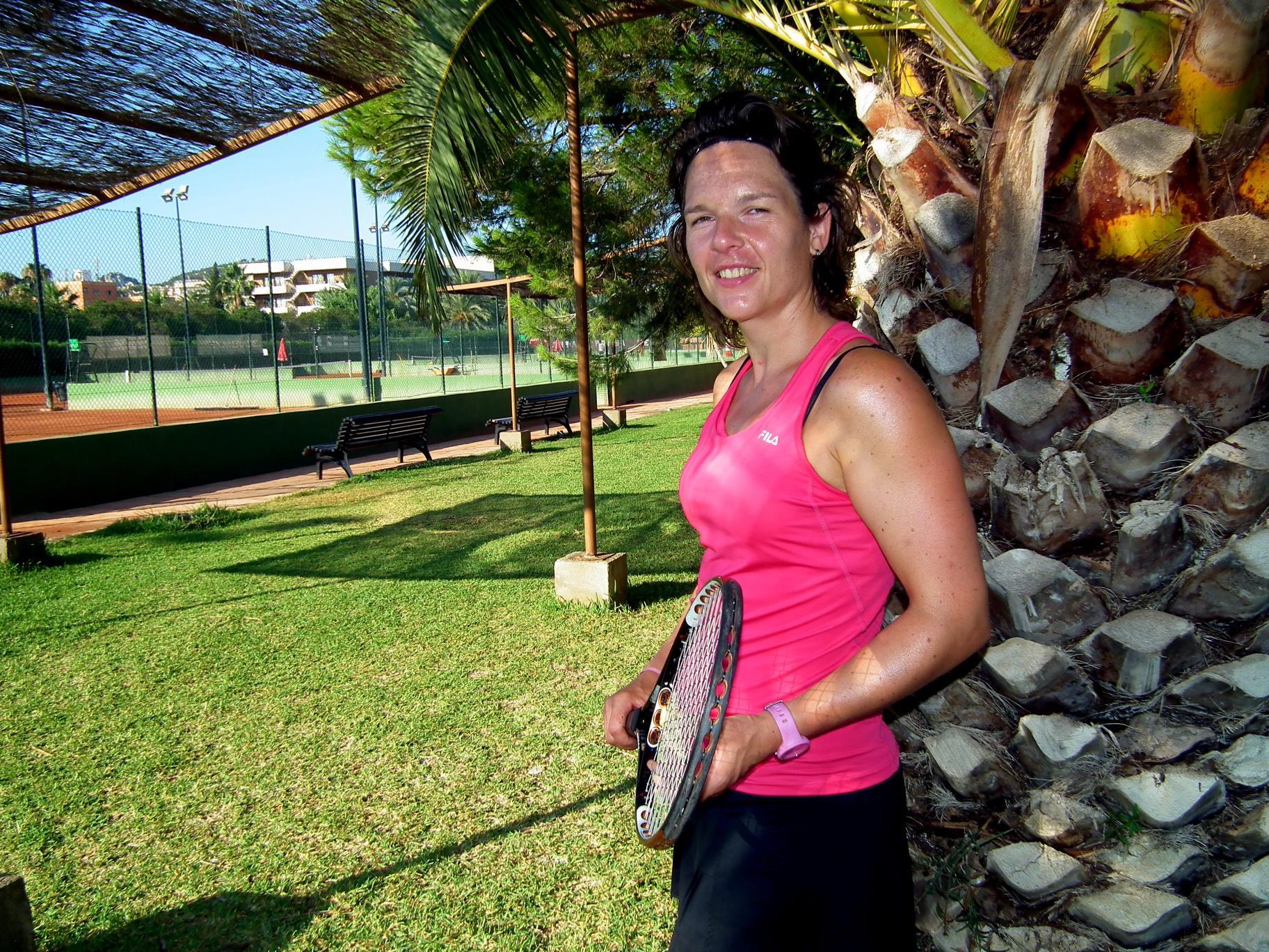 Tennisvakantie