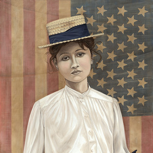 Tempest Tost, An Italian Immigrant 1904