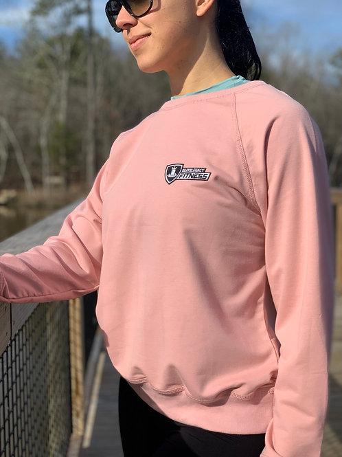 Women's ELF patch crew neck sweatshirt