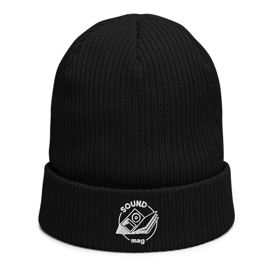 SM21 Logo Beanie - Black