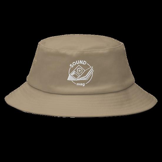 Sound Mag Bucket Hat - Khaki