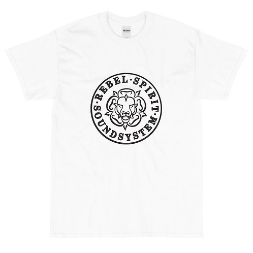 Rebel Spirit Basic Tee - White