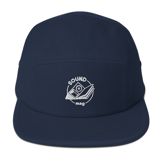 SM20 Five Panel Cap - Navy