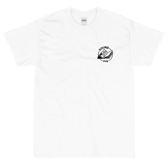 Sound Mag Selector T-Shirt - White