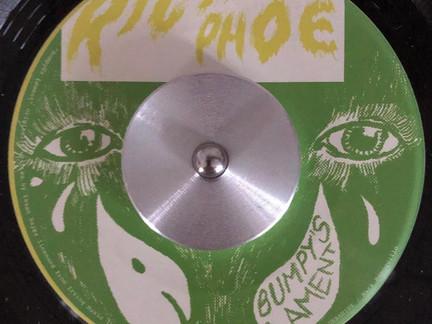 DUBWISE VINYL: Richie Phoe - Bumpy's Lament