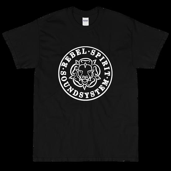Rebel Spirit Classic Tee - Black
