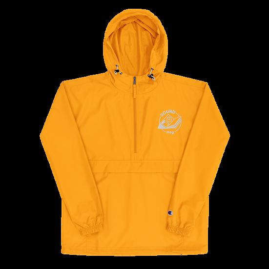 SM20 Packable Jacket - Orange