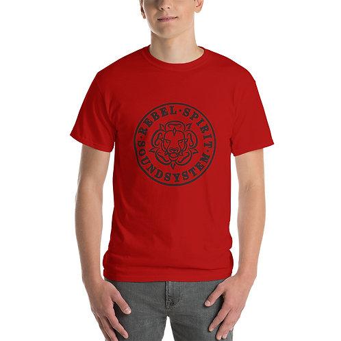 Rebel Spirit Basic Tee - Red