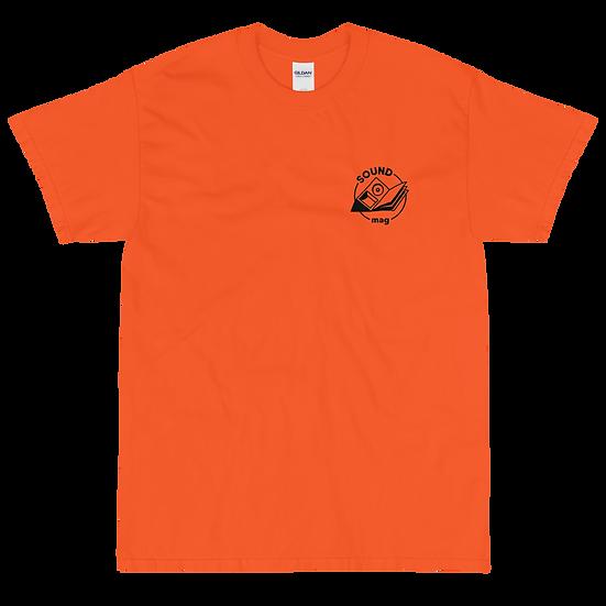 Sound Mag Selector T-Shirt - Orange