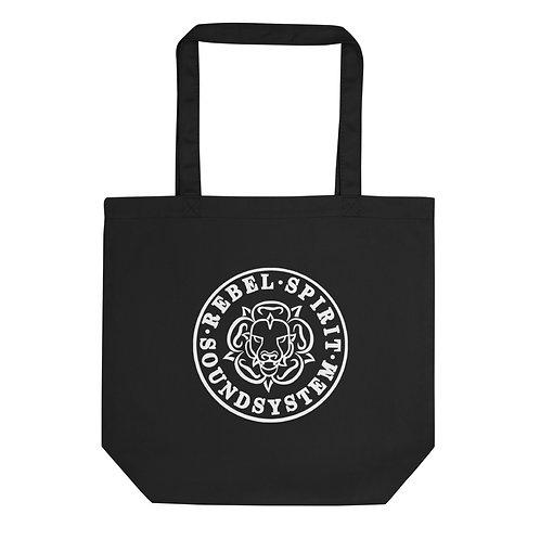 Rebel Spirit Tote Bag - Black