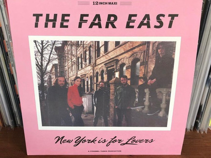 DUBWISE VINYL: The Far East - New York Is For Lovers