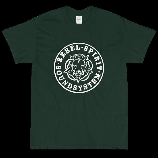 Rebel Spirit Classic Tee - Forest