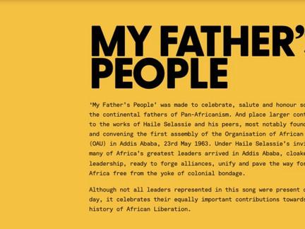 RELEASE: Macka B & Kibir La Amlak - My Fathers People