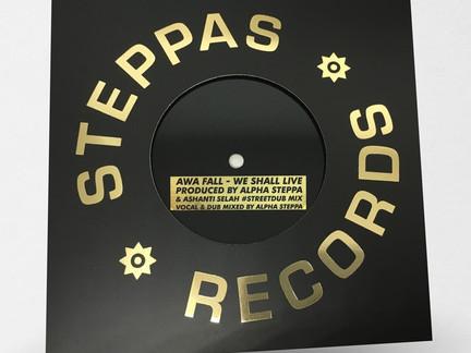 RELEASE: Alpha Steppa x Ashanti Selah x Awa Fall - We Shall Live (#Streetdub Mix)