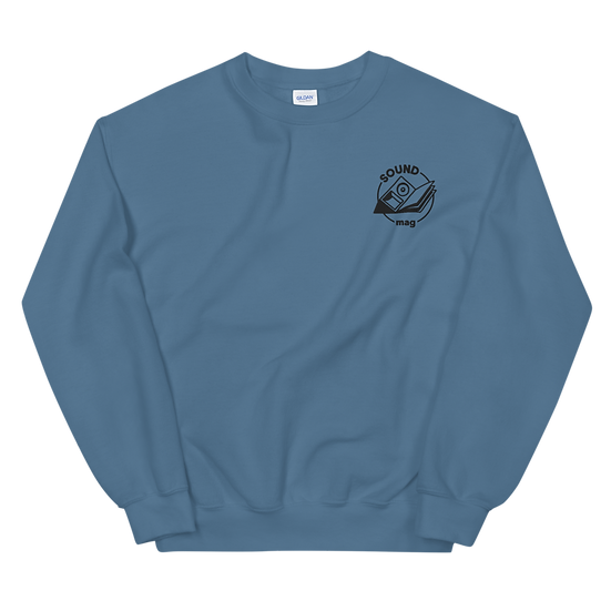 SM21 Sweatshirt - Indigo Blue