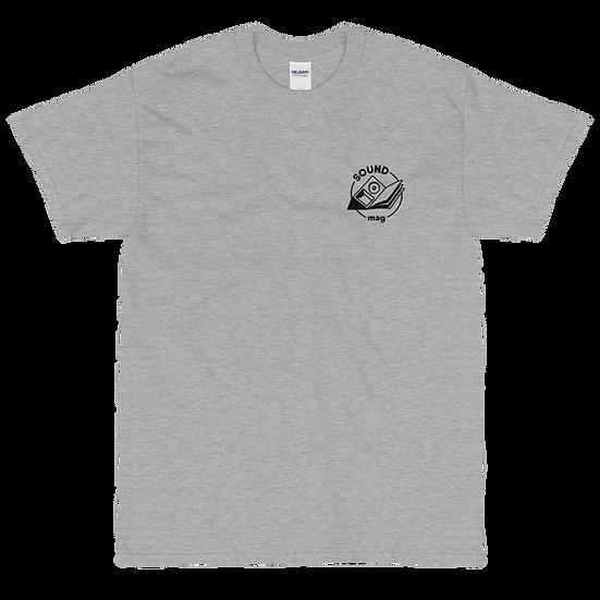 Sound Mag Selector T-Shirt - Sport Grey