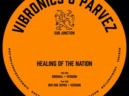 RELEASE: Vibronics & Parvez - Healing Of The Nation (+ Bim One Remix)