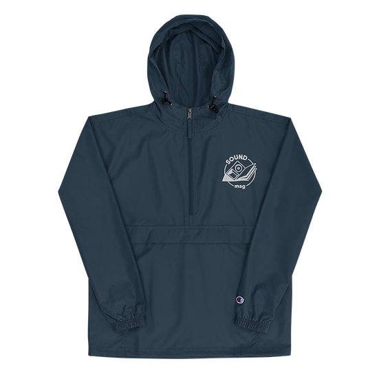 SM20 Packable Jacket - Navy