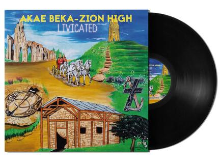 RELEASE: Akae Beka & Zion High - Livicated