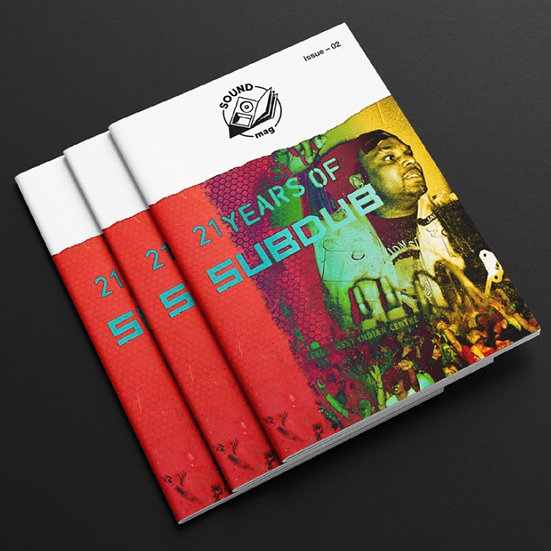 Sound Mag Issue Two