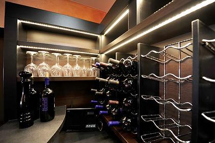 Einen guten Wein lässt sich hervoragend in dem Restaurant Lava in Wettenberg genießen.
