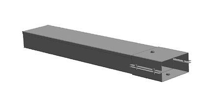 Короба кабельные У1105, У1079, У1098, СП 100х100, СП 150х150, СП 200х200.