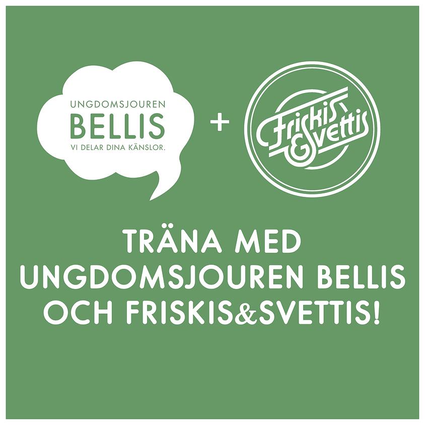 Träna med Bellis och Friskis&Svettis