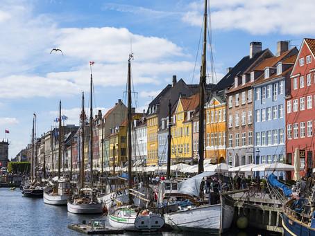 Danmarks nya lag
