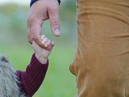 Mens ur ett pappa-perspektiv