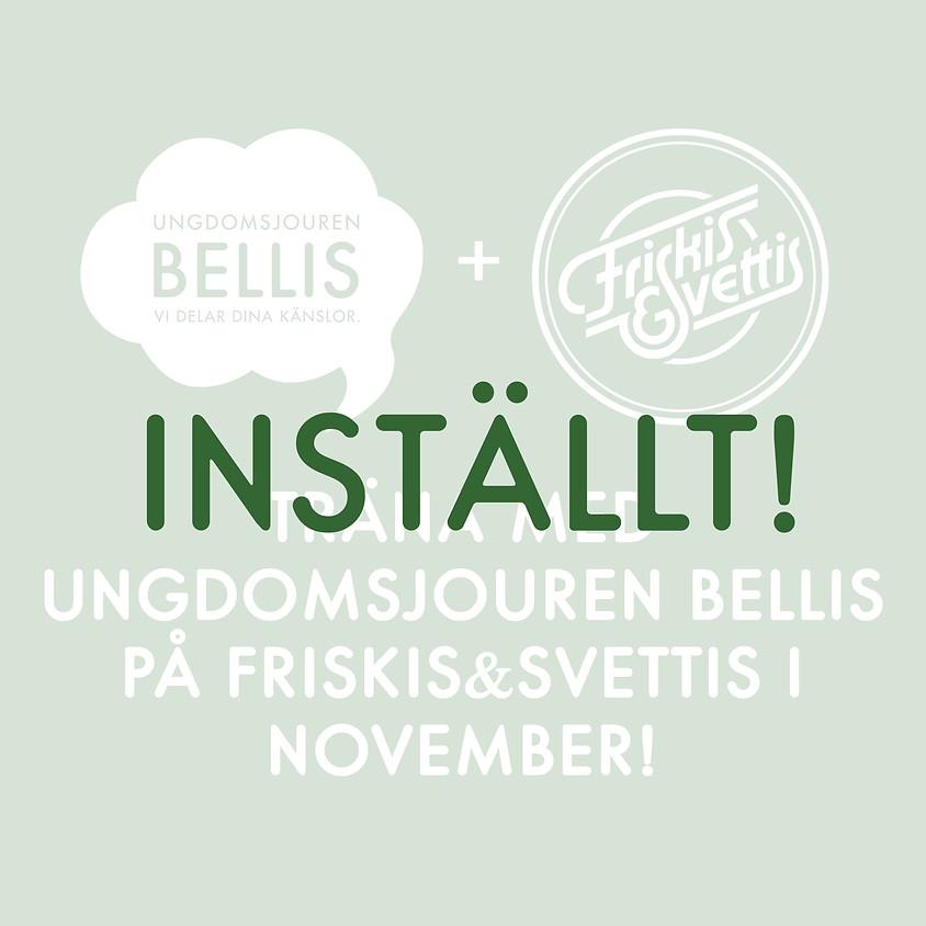 Träna med Bellis och Friskis&Svettis!