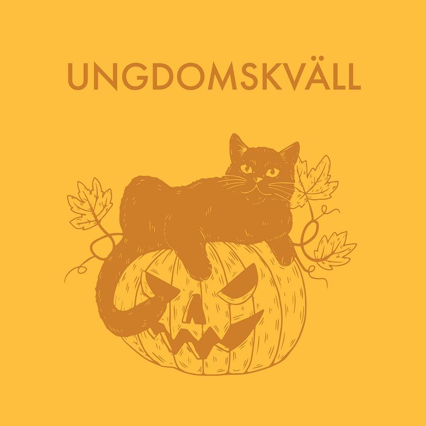 Ungdomskväll med halloweentema