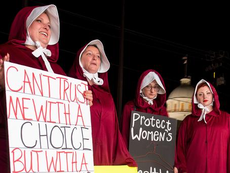 Alabama inskränker Aborträtten