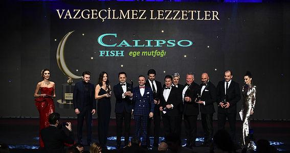 Gecce Mekan Ödül Calipso Fish
