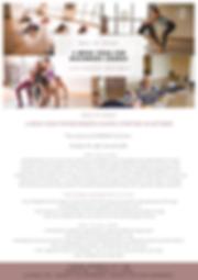 Poster  - 4 Week Yoga For Beginners Prog