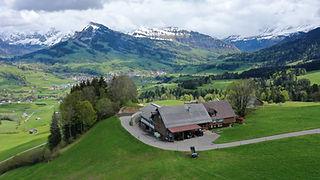 Stellplätze auf Bauernhöfen Schweiz