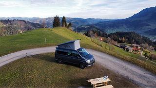 Wohnmobilstellplätze Schweiz