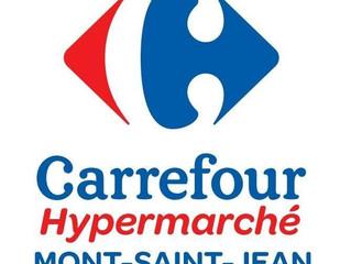 Veja um Hipermercado renovado recém inaugurado do Carrefour na Europa