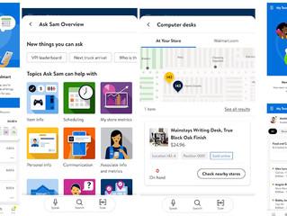 O APP de loja Me@Walmart: grande passo para a melhor experiência de seus clientes e colaboradores.