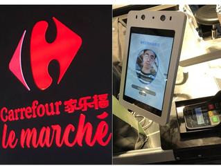 Carrefour testa pagamento com reconhecimento facial e passa a discutir funcionário multifunção.