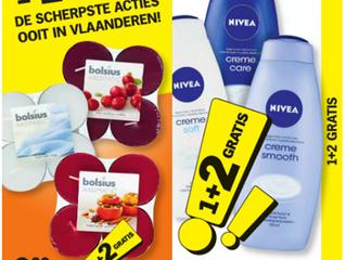 Promoção de supermercado nunca vista na Bélgica gera guerra de preços
