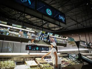 Fim das gondolas em supermercados!
