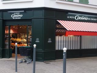Novo conceito de Le Petit Casino - supermercado de proximidade